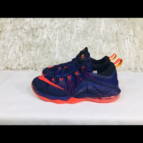 new arrival 61e86 4884f NIKE LEBRON X11 12 LOW RAPTOR 5.5Y